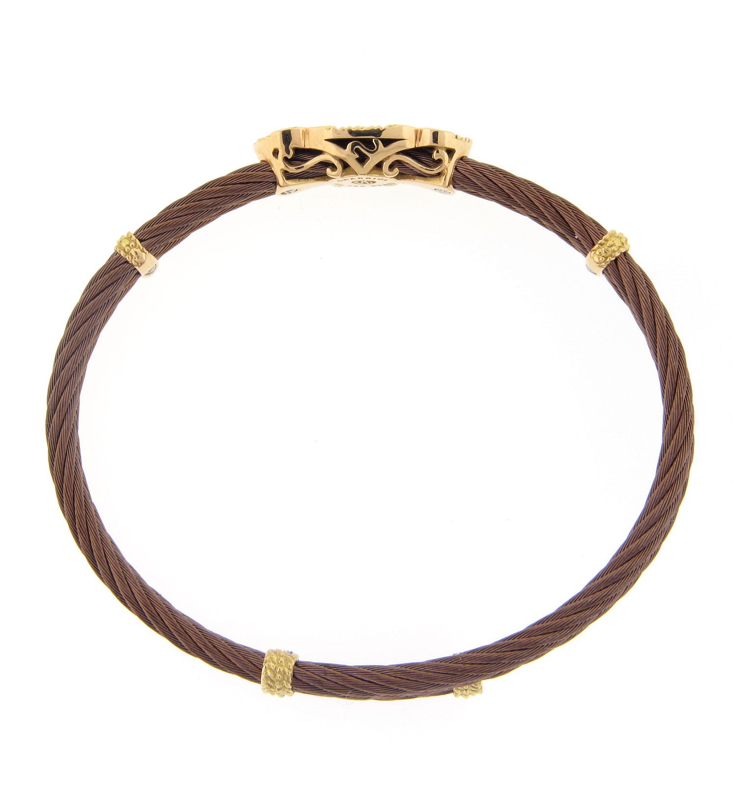 Charriol bracelet new design